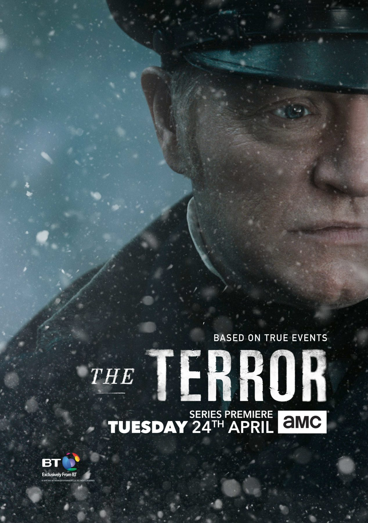 The Terror è la nuova angoscia seriale disponibile su Amazon | Collater.al 6