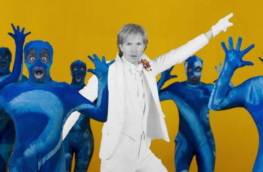 Beck insieme a Edgar Wright per il video di Colors