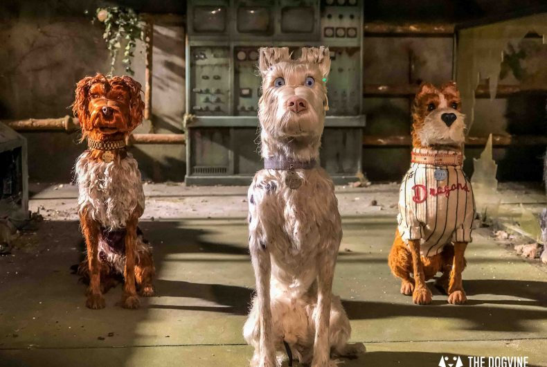 The Incredible Isle Of Dogs Making Of Collateral