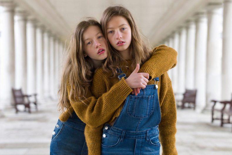 Alike But Not Alike, le coppie di gemelli di Peter Zelewski