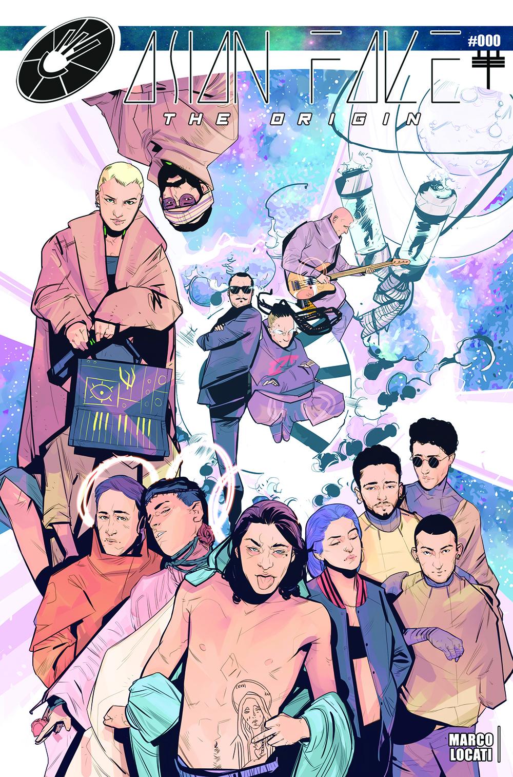 Asian Fake The Origin, il fumetto che racconta la label | Collater.al 1