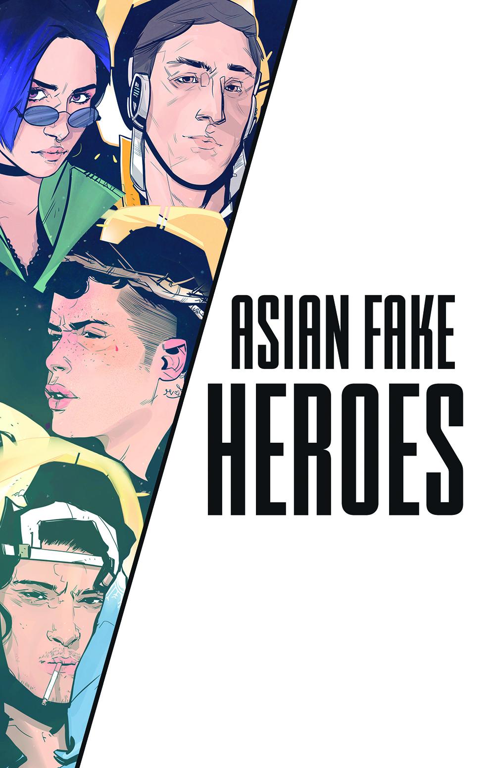 Asian Fake The Origin, il fumetto che racconta la label | Collater.al 4