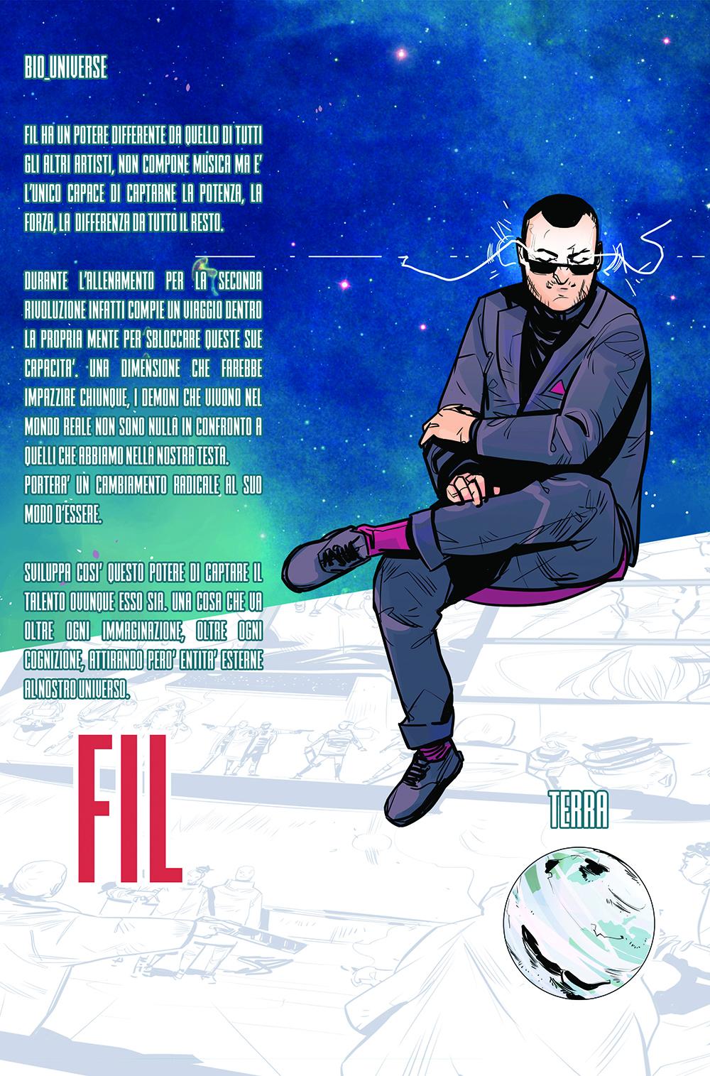 Asian Fake The Origin, il fumetto che racconta la label | Collater.al 8