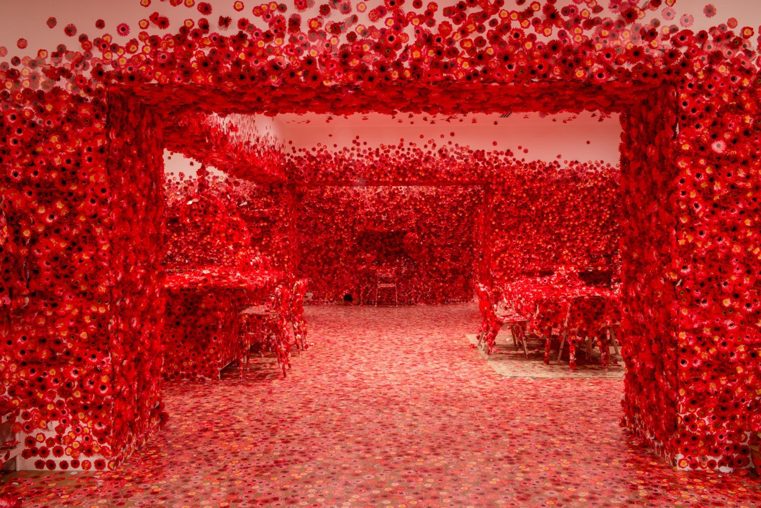 Flower Obsession Yayoi Kusama Collater Al 3