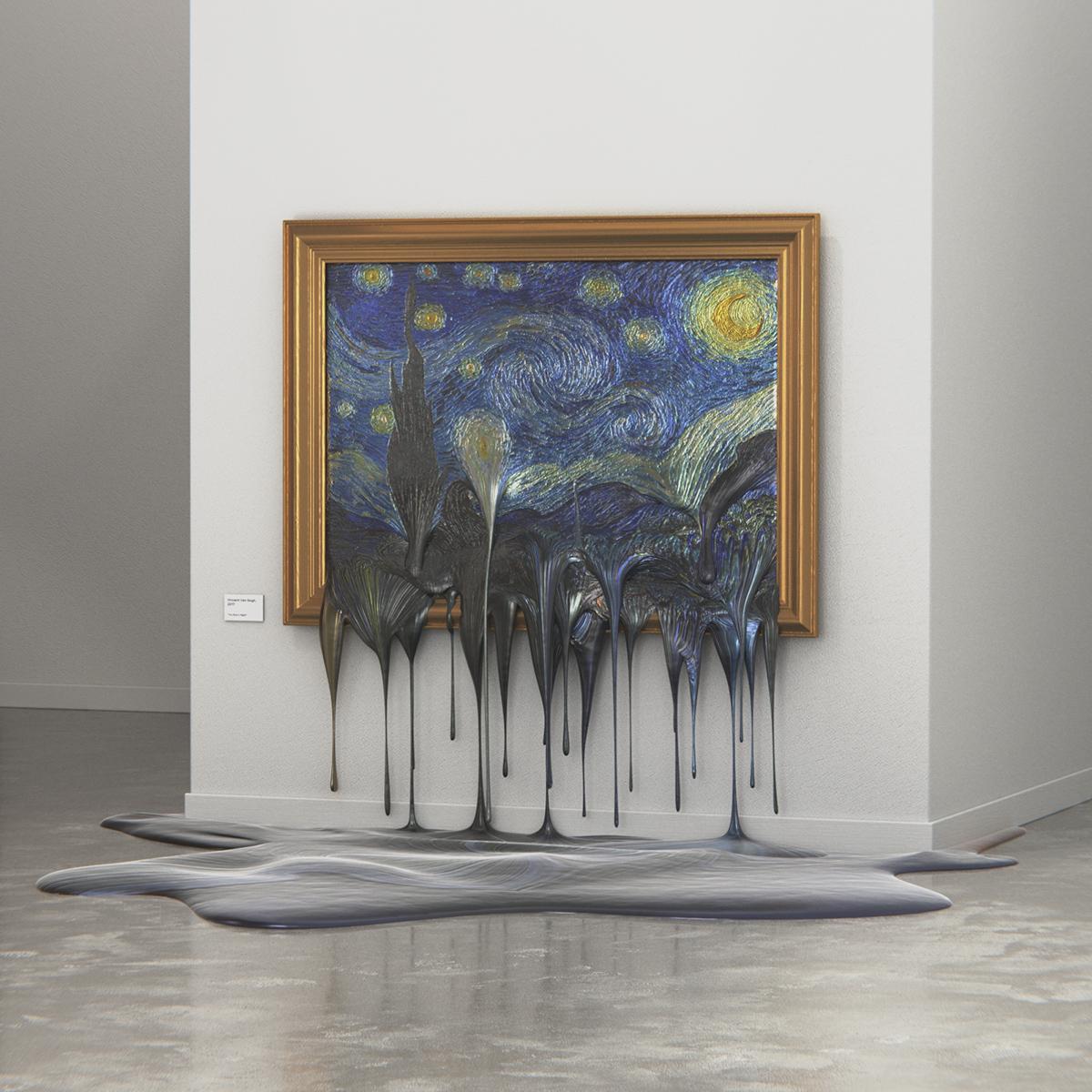 Hot Art Exhibition, gli effetti dell'estate sulle opere arte | Collater.al 2