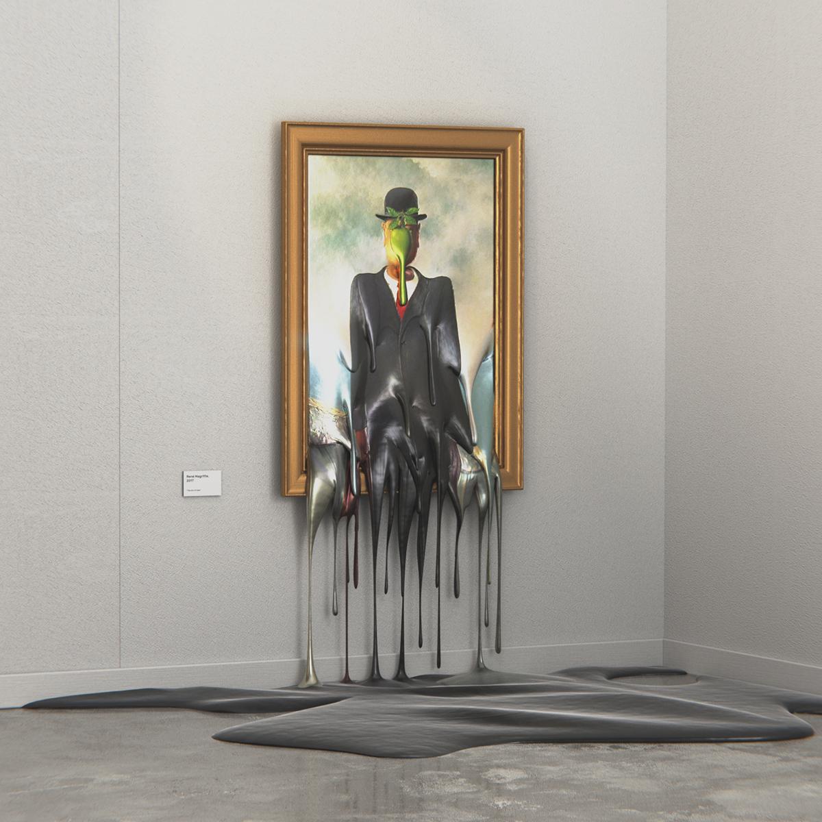 Hot Art Exhibition, gli effetti dell'estate sulle opere arte | Collater.al 3