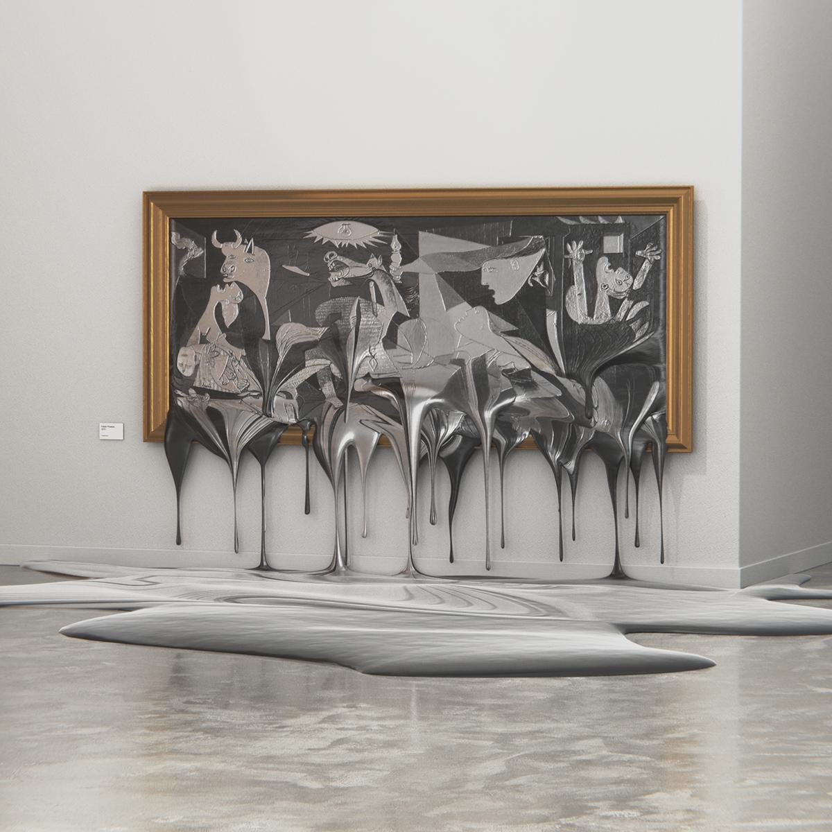 Hot Art Exhibition, gli effetti dell'estate sulle opere arte | Collater.al 4