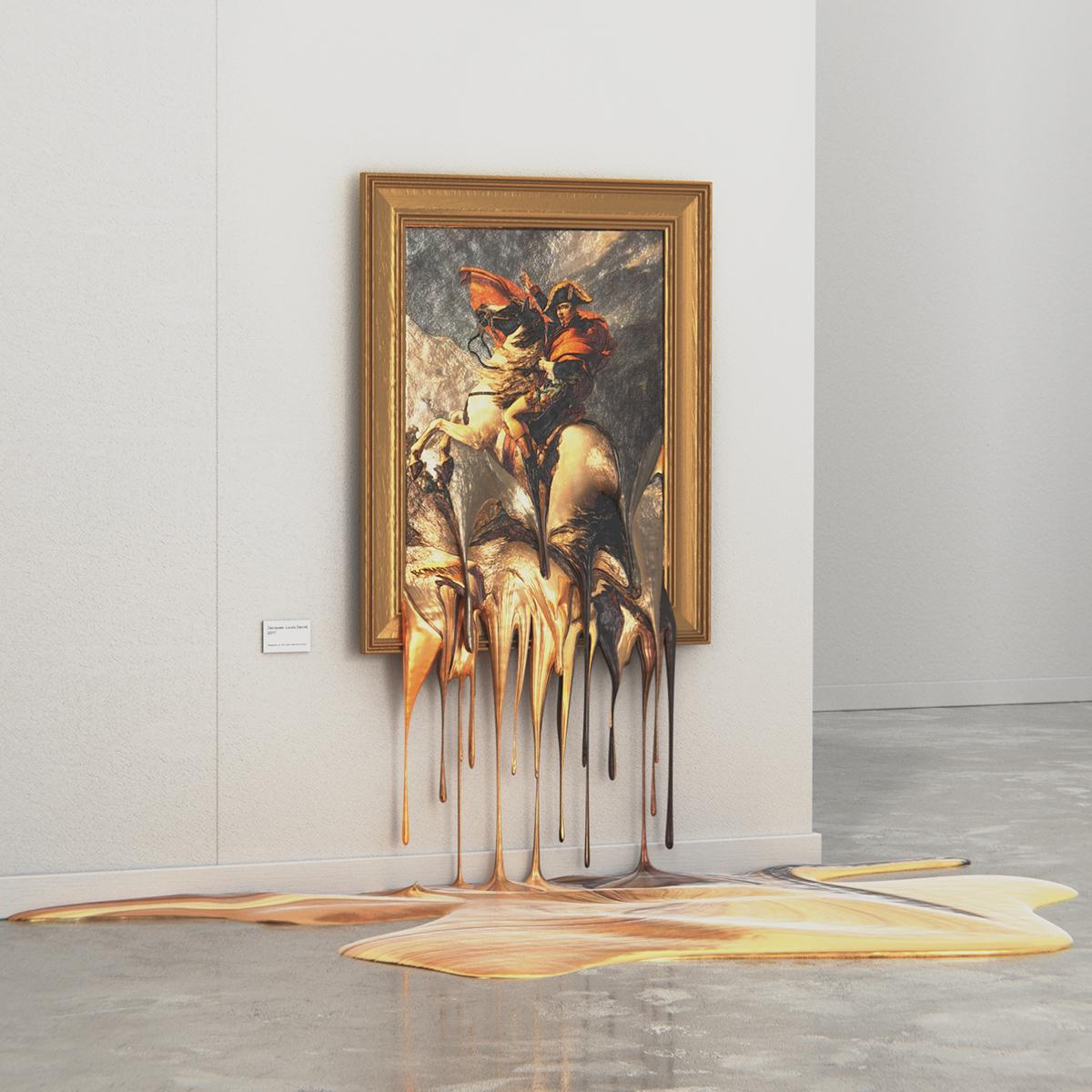 Hot Art Exhibition, gli effetti dell'estate sulle opere arte | Collater.al 7