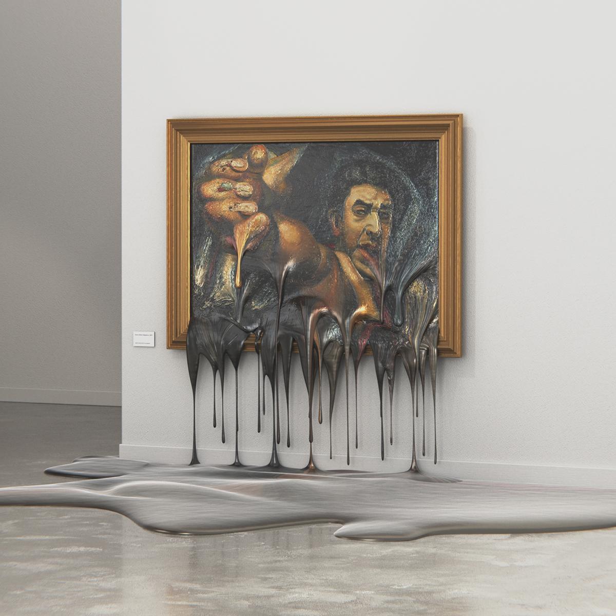 Hot Art Exhibition, gli effetti dell'estate sulle opere arte | Collater.al 8