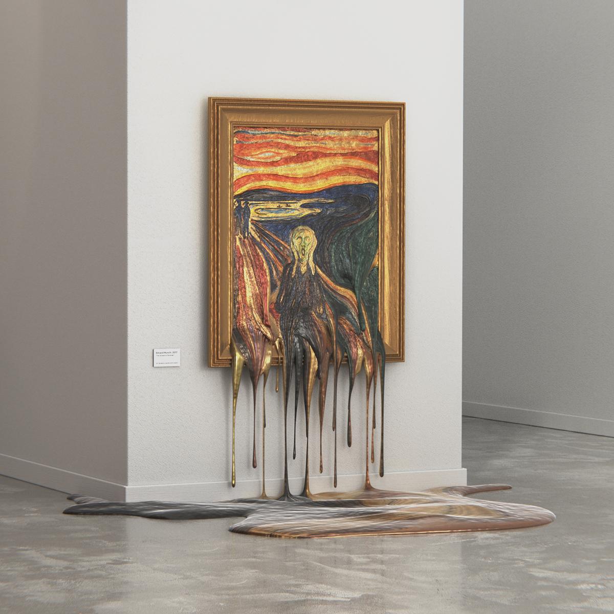 Hot Art Exhibition, gli effetti dell'estate sulle opere arte | Collater.al5