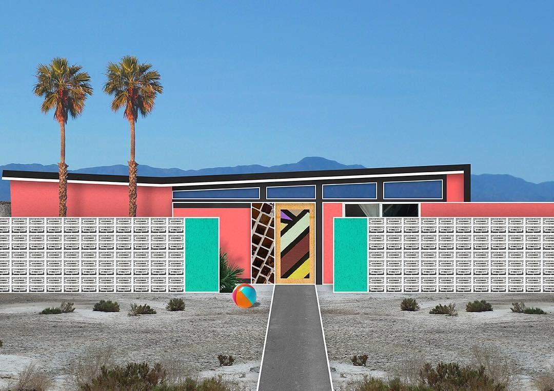 I collage architettonici di Habitat Legit | Collater.al 4