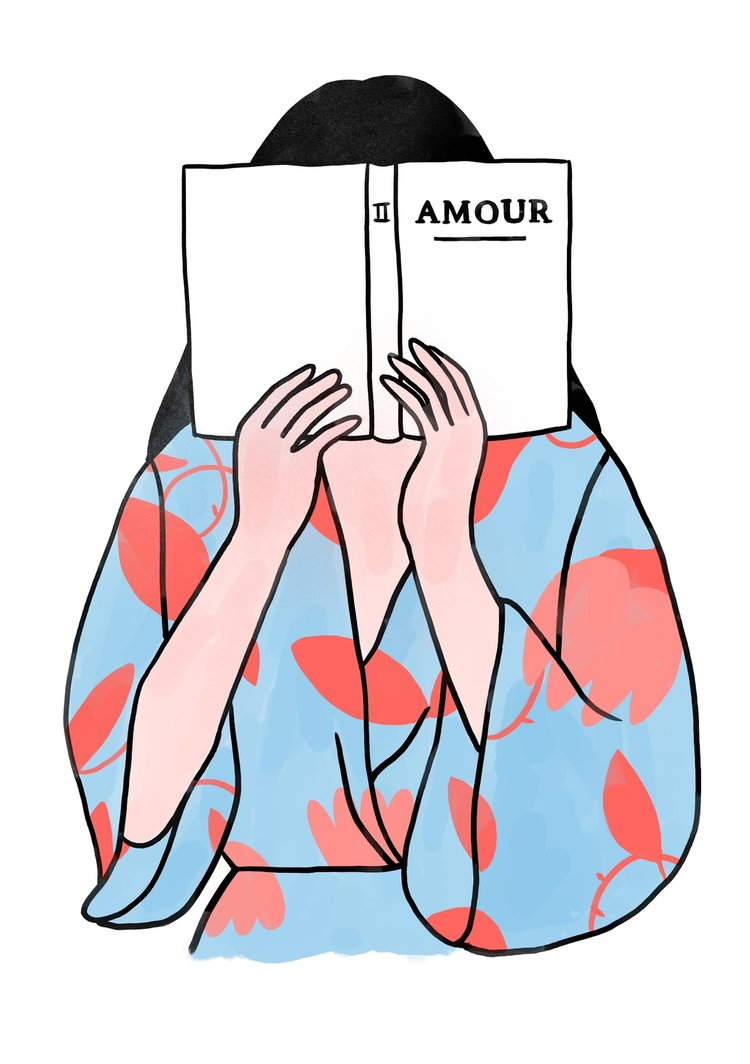 I sentimenti illustrati da Lorraine Sorlet | Collater.al 1