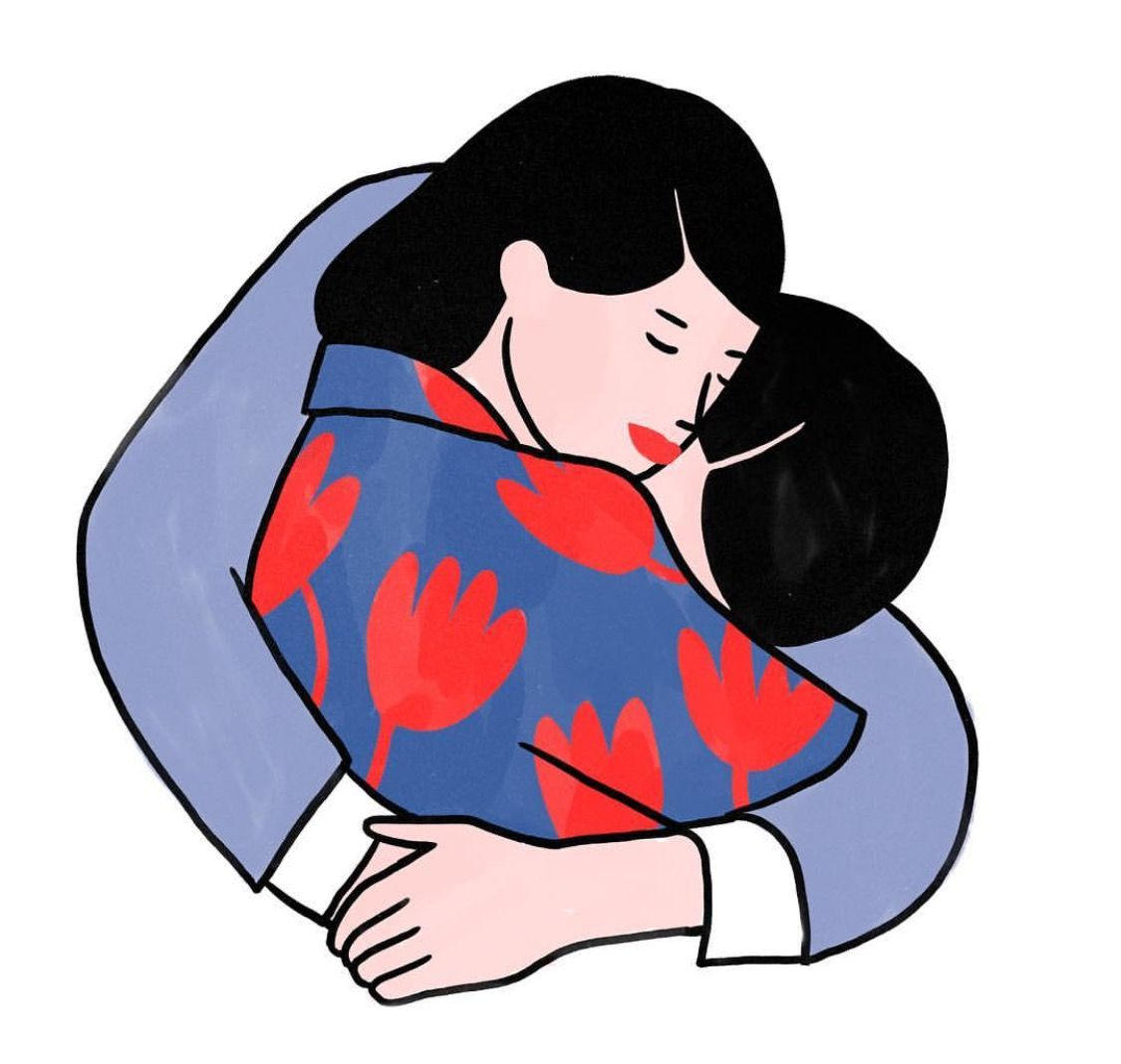 I sentimenti illustrati da Lorraine Sorlet | Collater.al 15