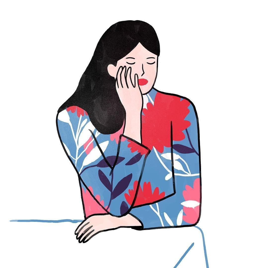 I sentimenti illustrati da Lorraine Sorlet | Collater.al 2