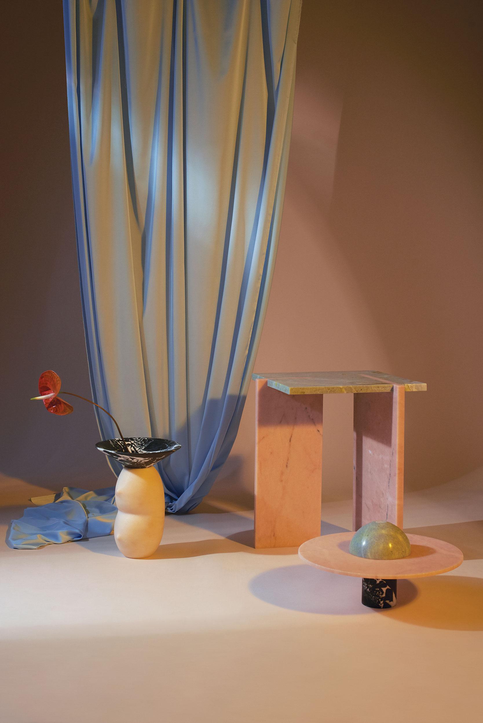 Il Marmo domestico di Bloc Studios Intervista a Sara Ferron Cima  Collater.al 16