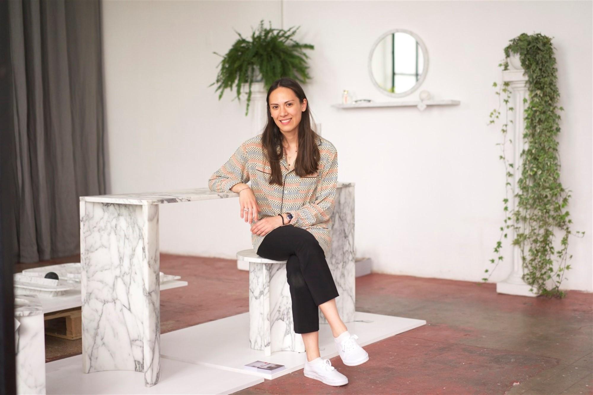 Il Marmo domestico di Bloc Studios Intervista a Sara Ferron Cima  Collater.al 19