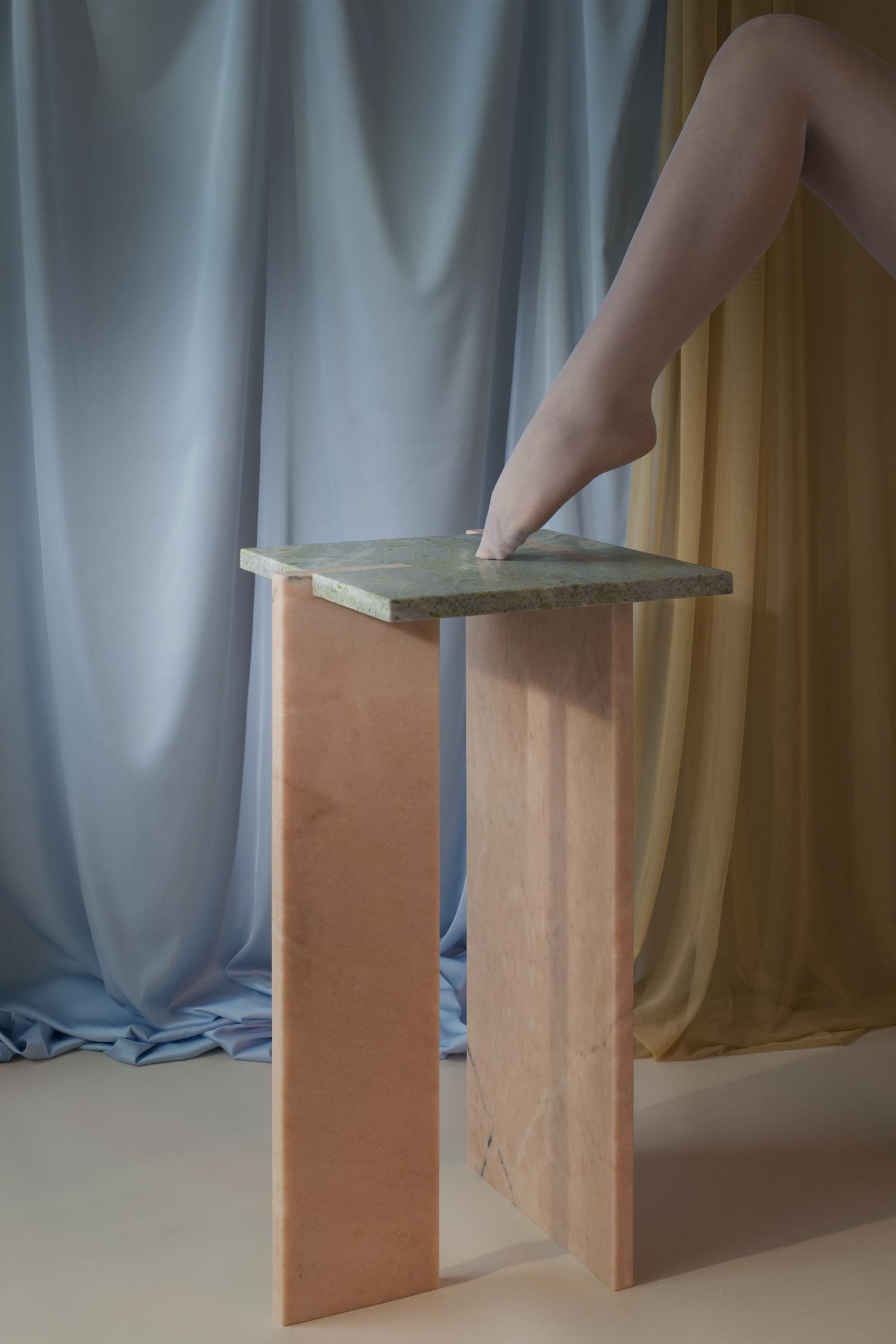 Il Marmo domestico di Bloc Studios Intervista a Sara Ferron Cima  Collater.al 9