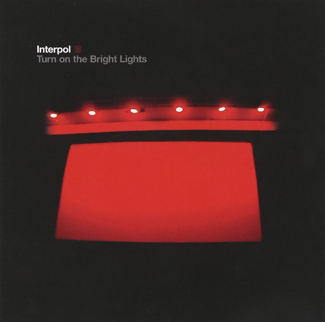 Interpol, Turn On The Bright Lights | Collater.al 1