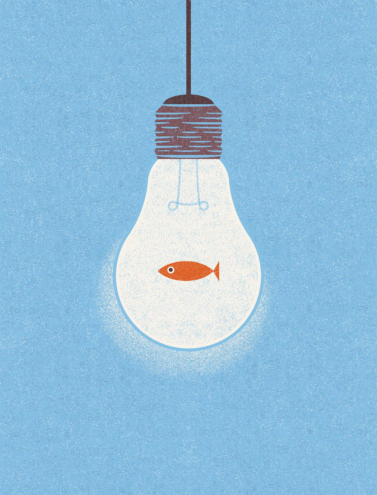 Le storie semplici illustrate da Andrius Banelis | Collater.al 12