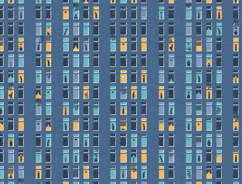 Le storie semplici illustrate da Andrius Banelis | Collater.al 15