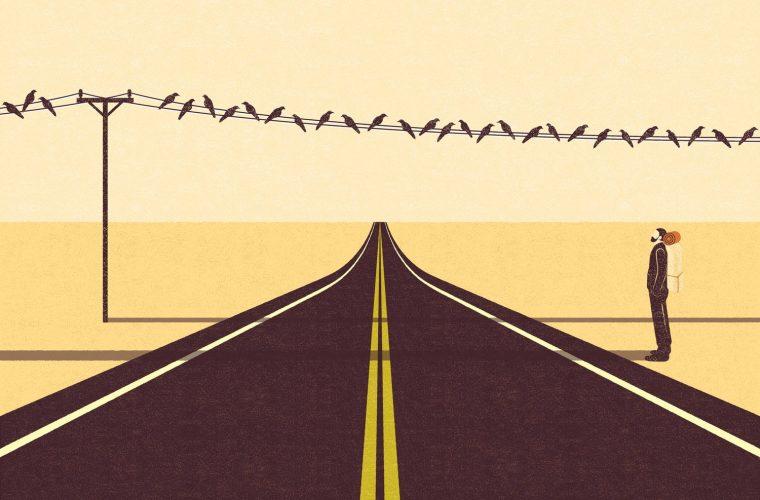 Le storie semplici illustrate da Andrius Banelis