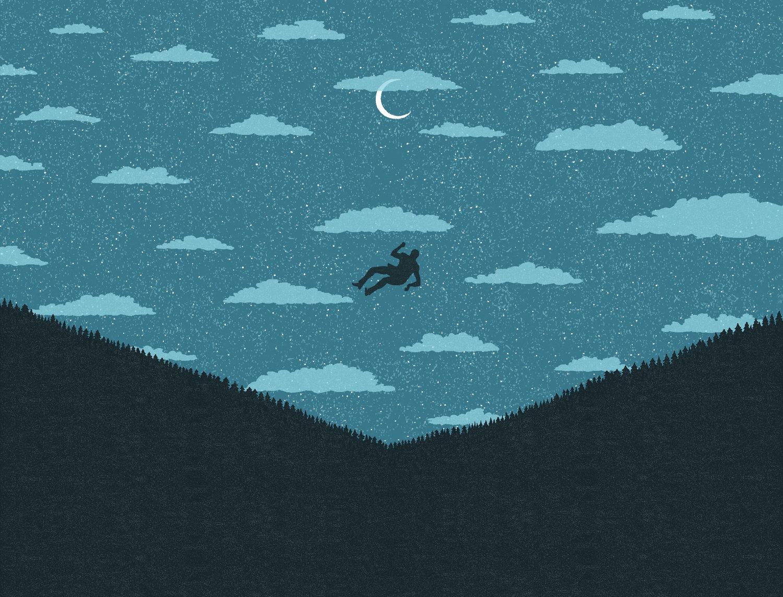 Le storie semplici illustrate da Andrius Banelis | Collater.al 26
