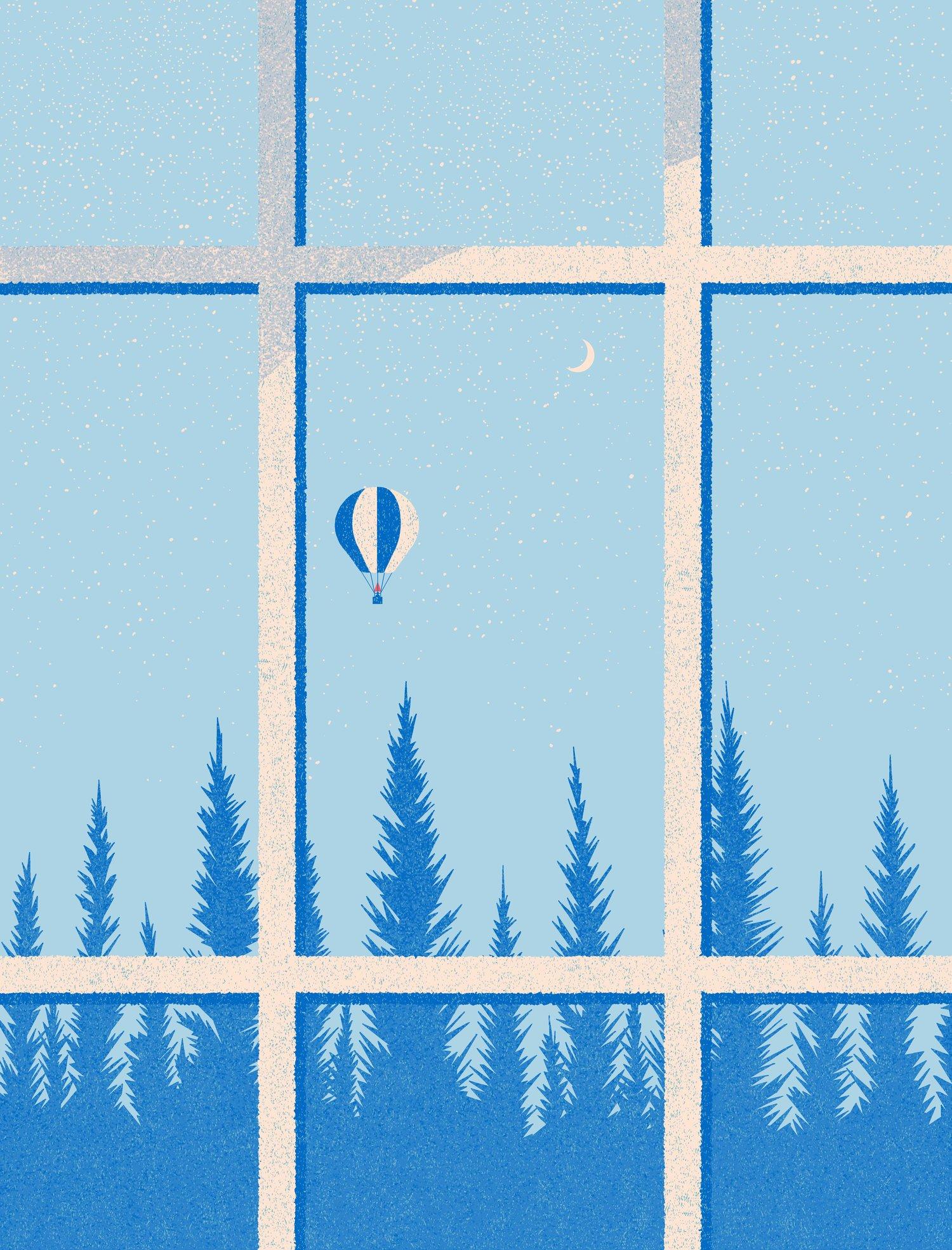 Le storie semplici illustrate da Andrius Banelis | Collater.al 3
