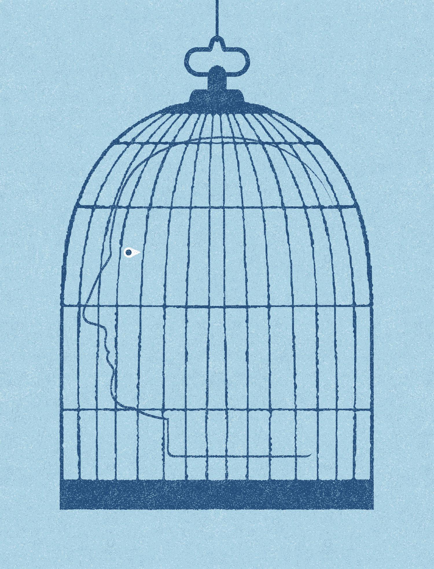 Le storie semplici illustrate da Andrius Banelis | Collater.al 7