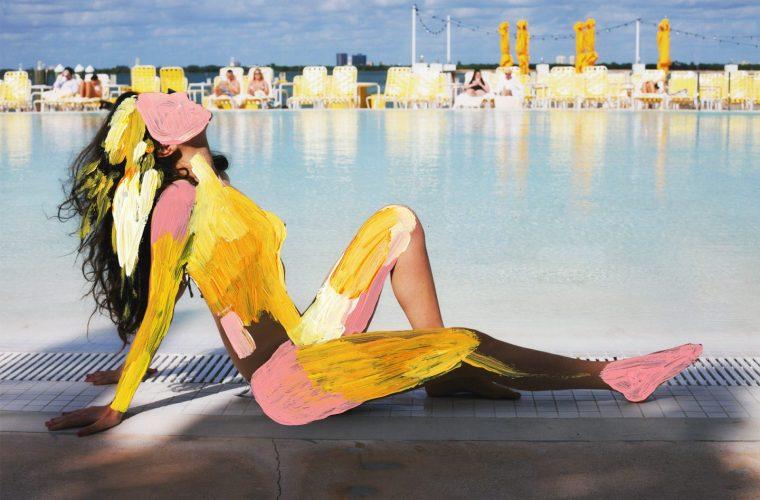 La realtà astratta dell'artista Madeleine Gross