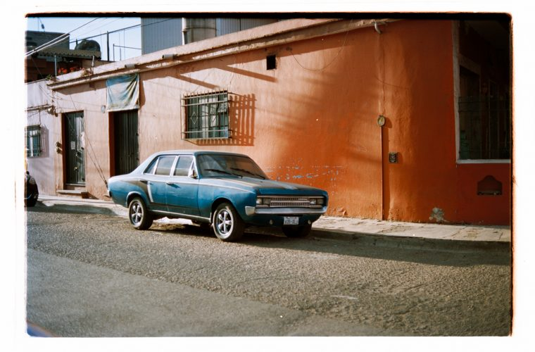 Oaxaca, una città disegnata per essere fotografata