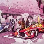 We race comic, il primo webcomic firmato Scuderia Ferrari | Collater.al 1