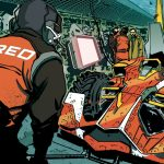 We race comic, il primo webcomic firmato Scuderia Ferrari | Collater.al 2