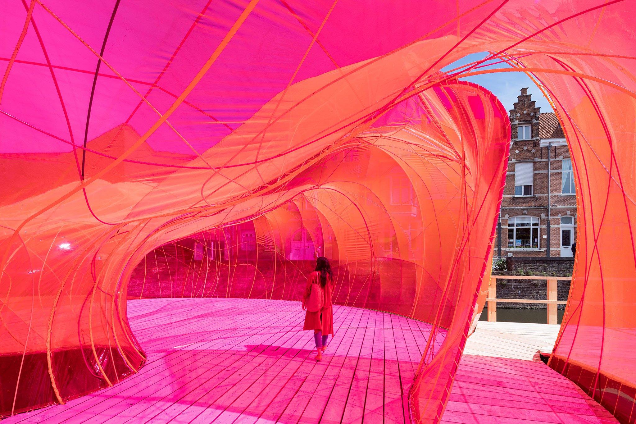 Il padiglione dei Selgascano per la Triennale a Bruges   Collater.al