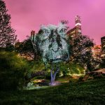 A World First in New York, Philippe Echaroux invade Central Park1 | Collater.al