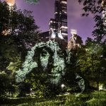 A World First in New York, Philippe Echaroux invade Central Park2 | Collater.al