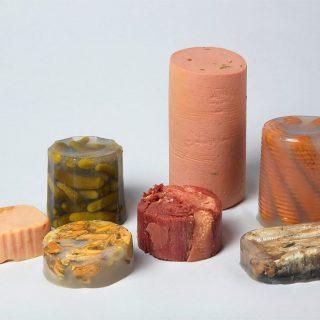 Canned di Kyoko Takemura - quando il cibo è scultura. | Collater.al