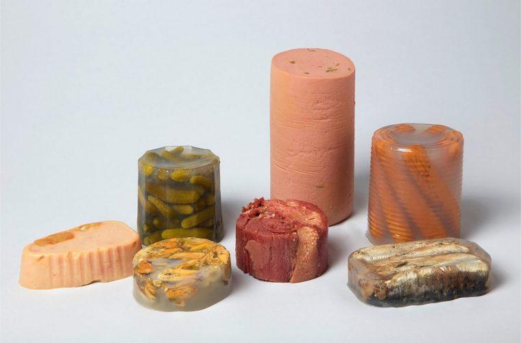 Canned di Kyoko Takemura: quando il cibo è scultura.