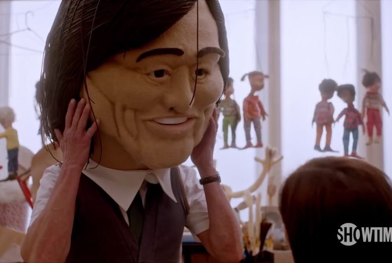 The couple Carrey-Gondry strikes again in the tv show Kidding
