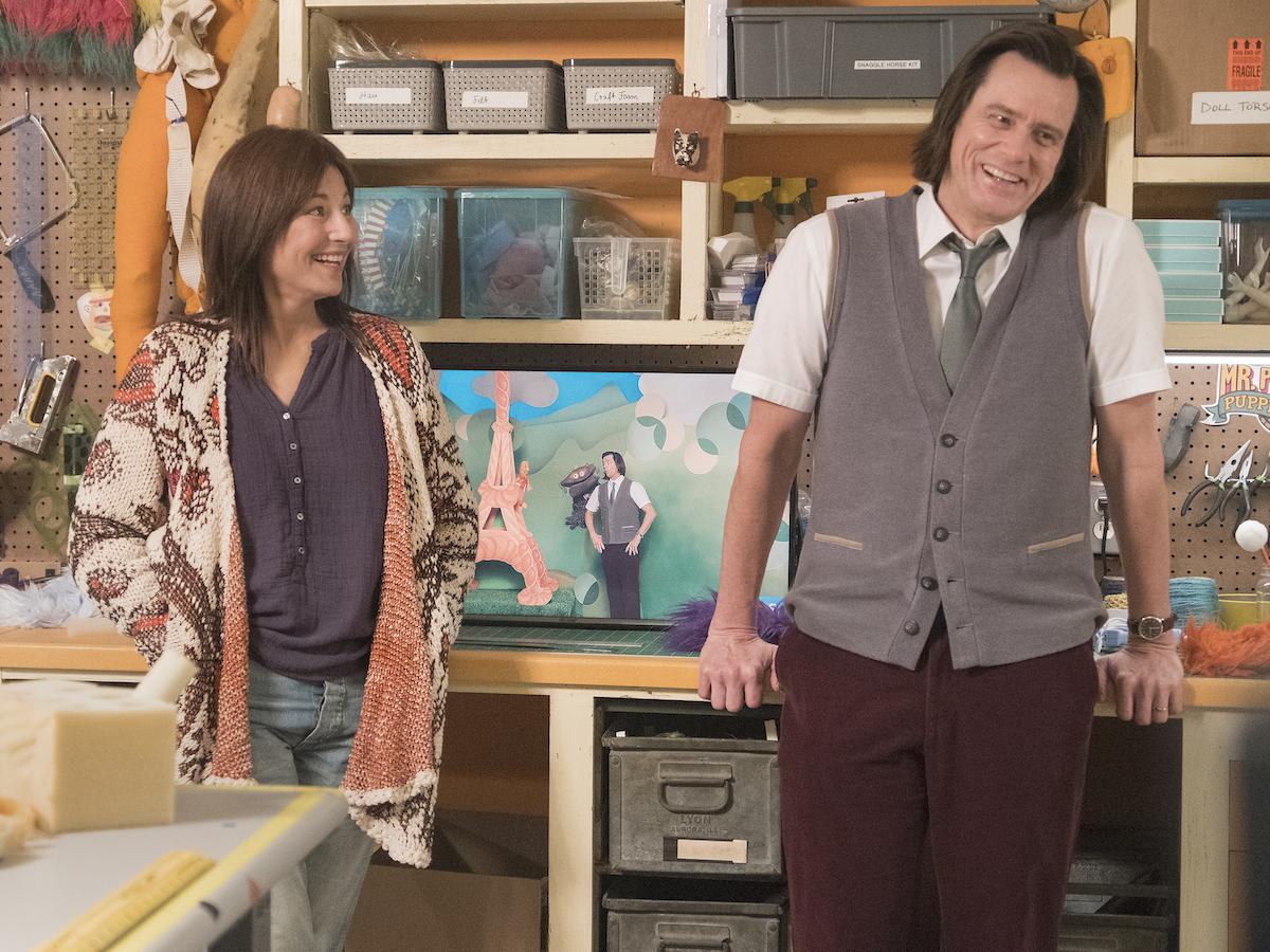 Carrey e Gondry di nuovo insieme nella serie Kidding | Collater.al 3