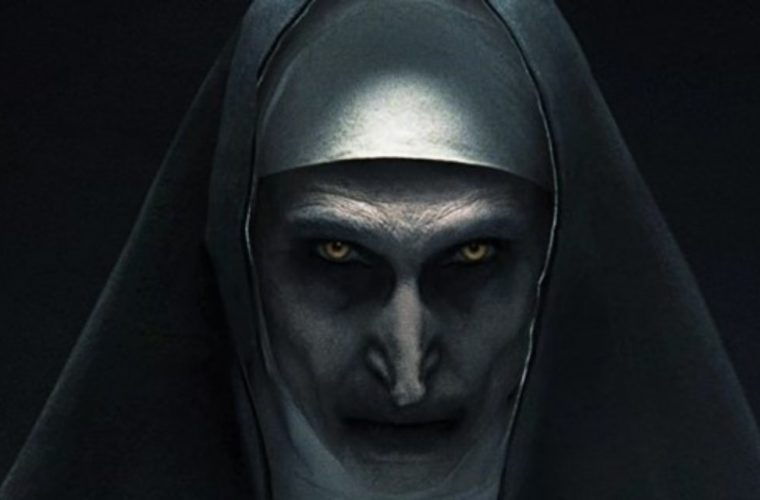 Watch The Nun new amazing trailer