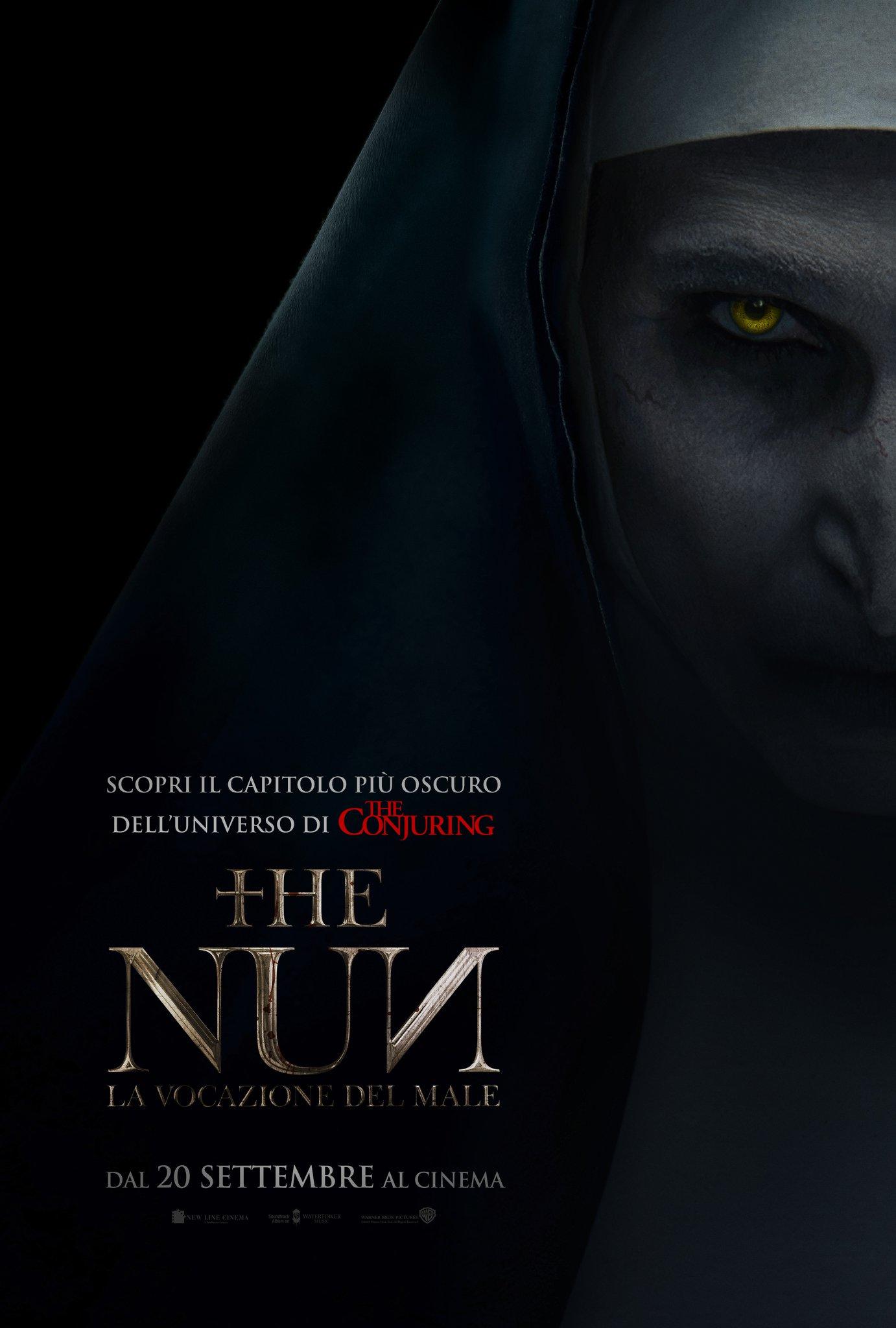 E uscito il trailer di The Nun - La maledizione del male | Collater.al