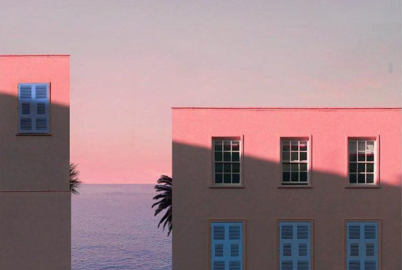 Endless Summer di Andria Darius Pancrazi