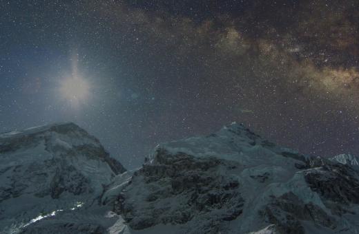 Short video for Breakfast – Everest, il time-lapse più suggestivo di sempre