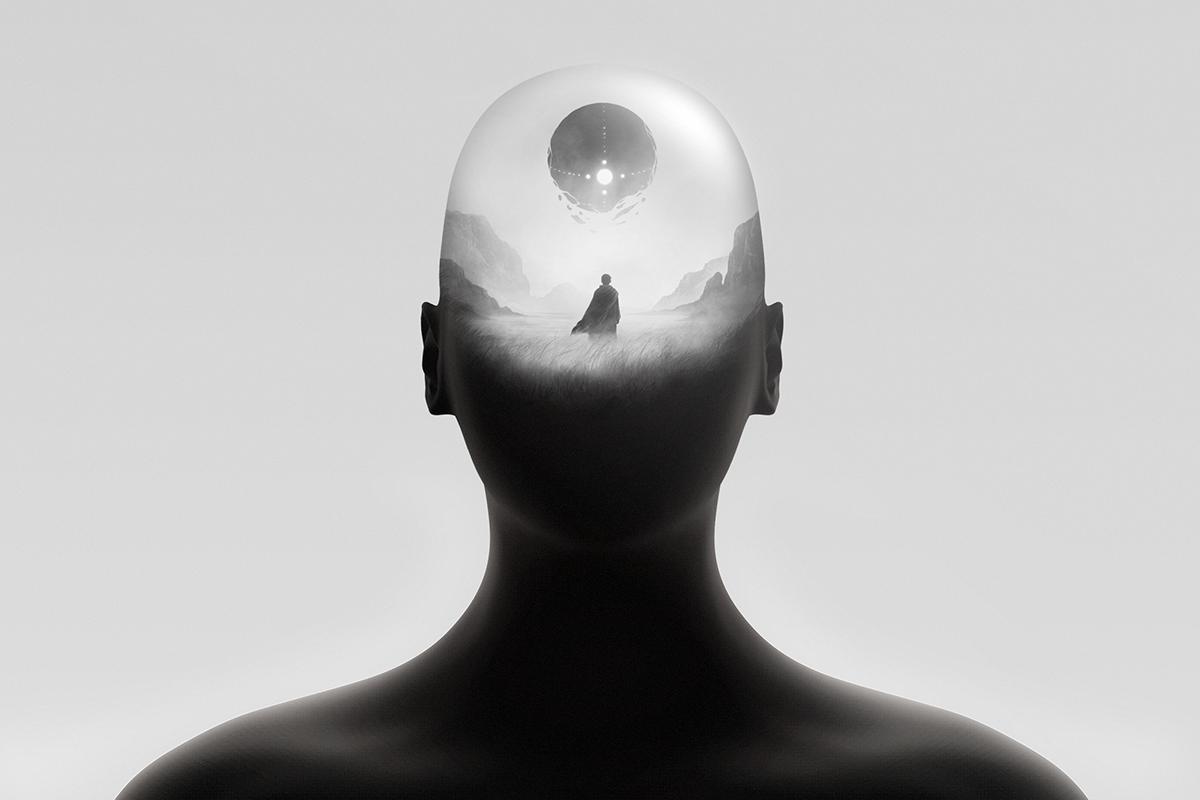 Gabriel Levesque aka Oska racconta la mente nelle sue illustrazioni   Collater.al