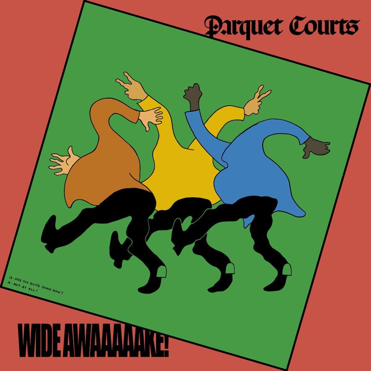 Gli album usciti a maggio che ci sono piaciuti, Parquet Courts | Collater.al