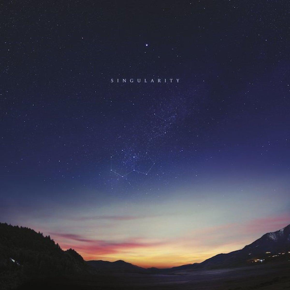 Gli album usciti a maggio che ci sono piaciuti, Singularity | Collater.al