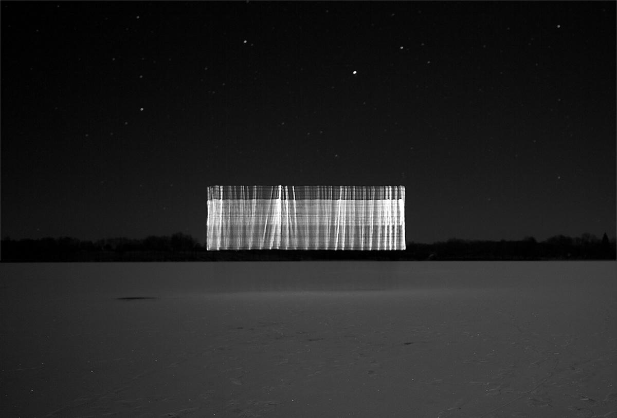 Gone Fishing, le sculture di luce di Andrius Labasauskas | Collater.al 4
