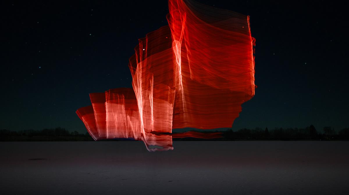 Gone Fishing, le sculture di luce di Andrius Labasauskas | Collater.al 6