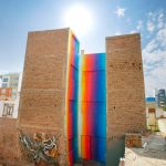 I murales pieni di colore di Xomatok | Collater.al 1