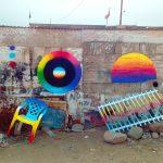I murales pieni di colore di Xomatok | Collater.al 10